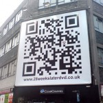 QR Codes - the next marketing tool